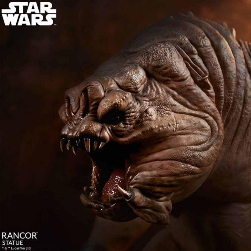 Rancor - Star Wars Episode VI - Polystone Statue