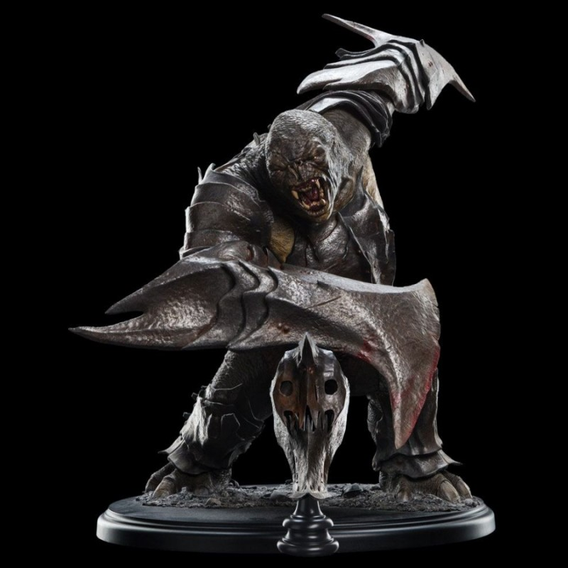 War Troll - Der Hobbit - Statue 52 cm