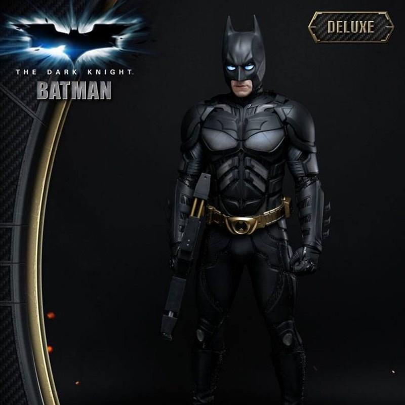 Batman Deluxe Version - The Dark Knight - 1/2 Scale Statue