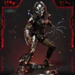 Fugitive Predator - Predator Upgrade - 1/4 Scale Polystone Statue