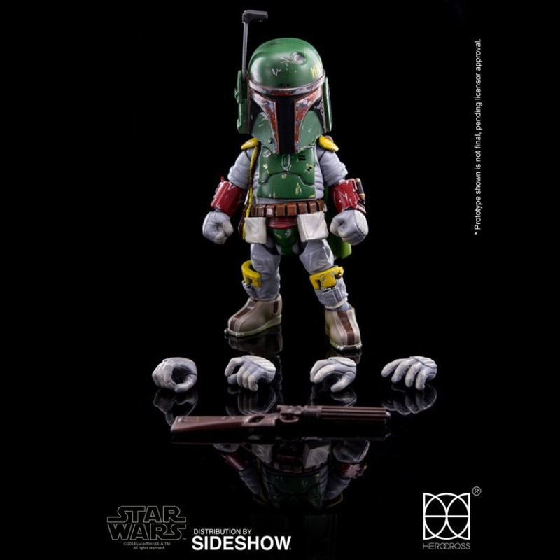 Boba Fett - Star Wars - Hybrid Metal Figuration