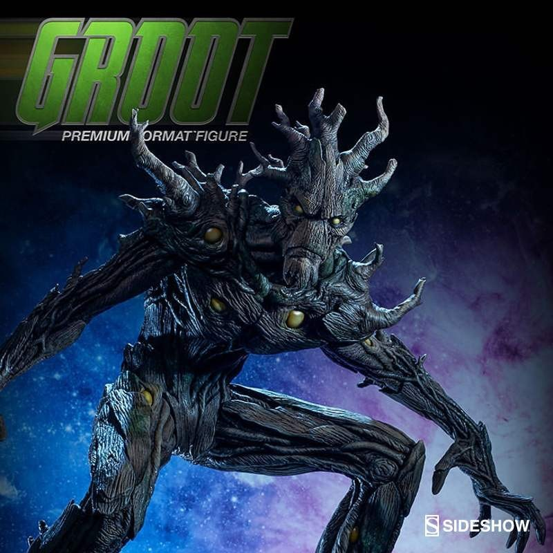 Groot - Guardians of the Galaxy - Premium Format Statue