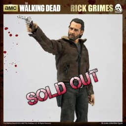 Rick Grimes - The Walking Dead - 1/6 Scale Figur