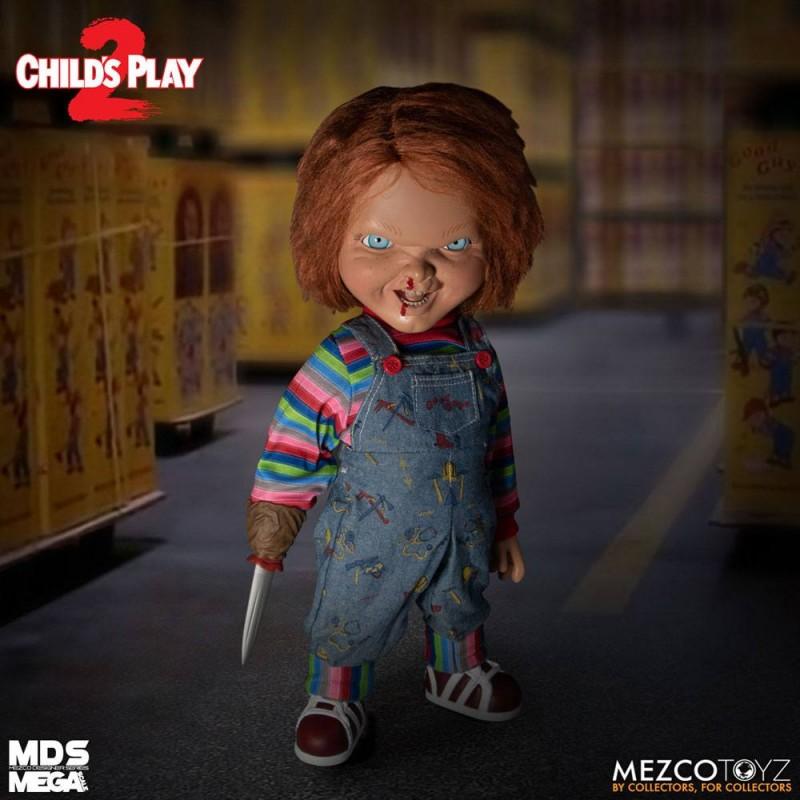 Menacing Chucky - Chucky Die Mörderpuppe 2 - Puppe 38cm