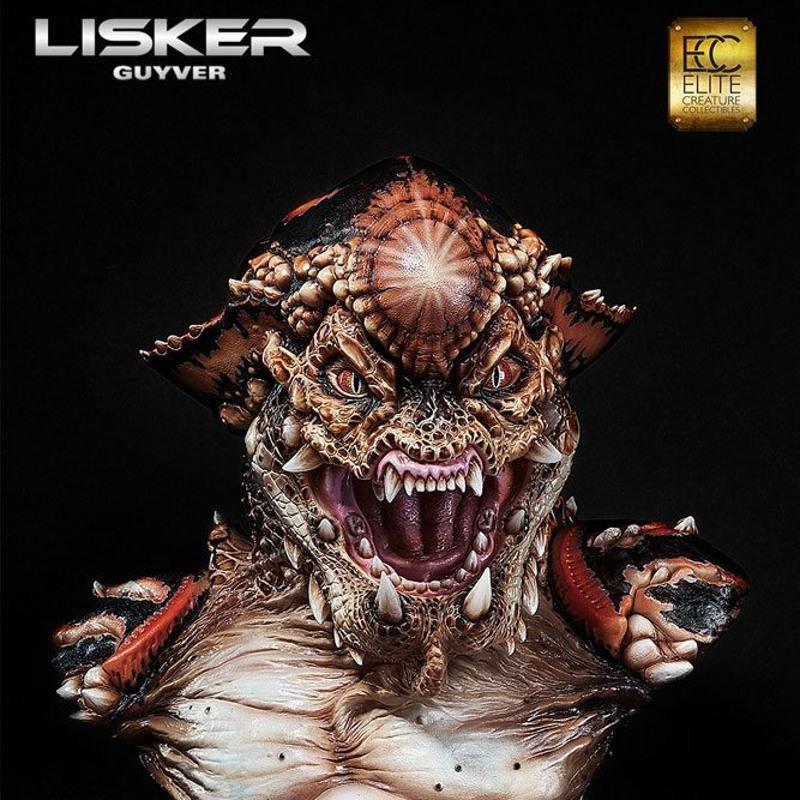 Lisker - The Guyver - Life Size Büste