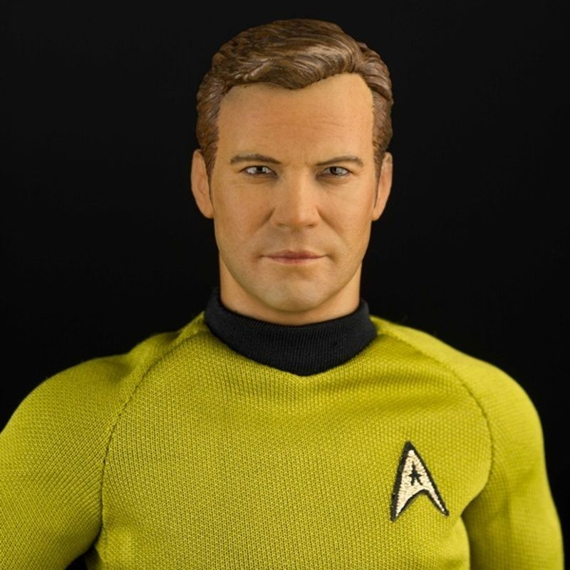 Captain Kirk - Star Trek - 1/6 Scale Figur