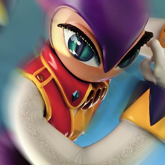 NiGHTS - Sega All Stars - Polystone Statue