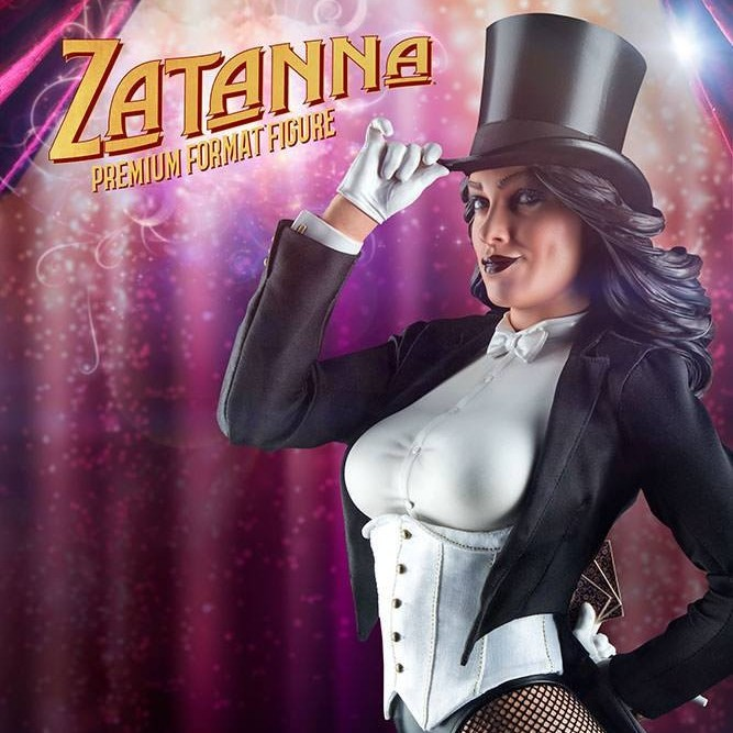 Zatanna - DC Comics - Premium Format Statue