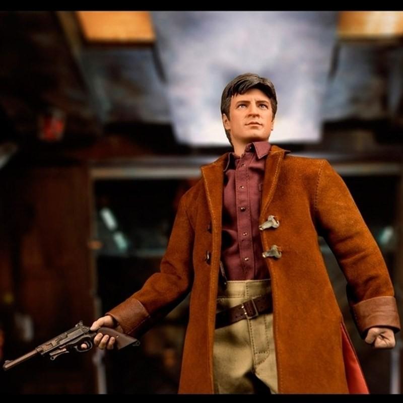 Malcolm Reynolds - Firefly - 1/6 Scale Figur