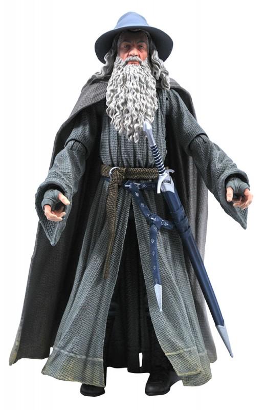 Gandalf - Herr der Ringe - Actionfigur 18cm