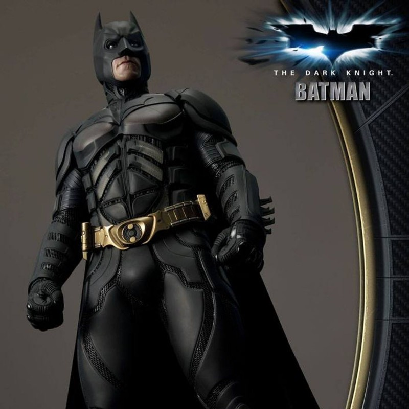 Batman - The Dark Knight - 1/2 Scale Statue