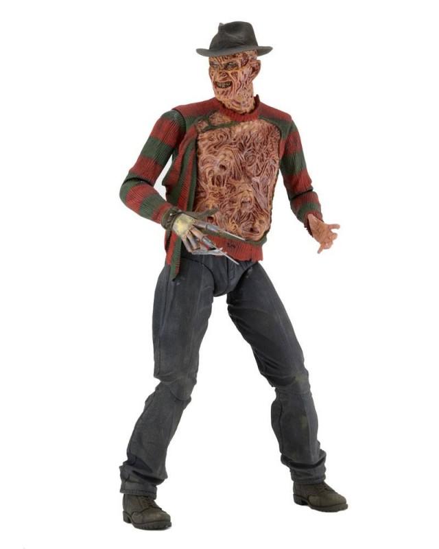 Freddy Krueger - Nightmare III Freddy Krueger lebt - 1/4 Scale Actionfigur
