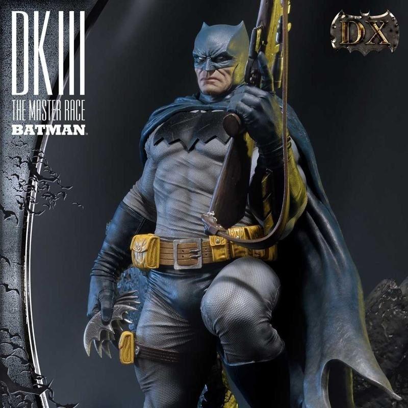 Batman Deluxe Version - Dark Knight III The Master Race - 1/3 Scale Statue