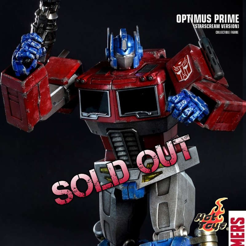 Optimus Prime (Starscream Version) - Transformers - Actionfigur