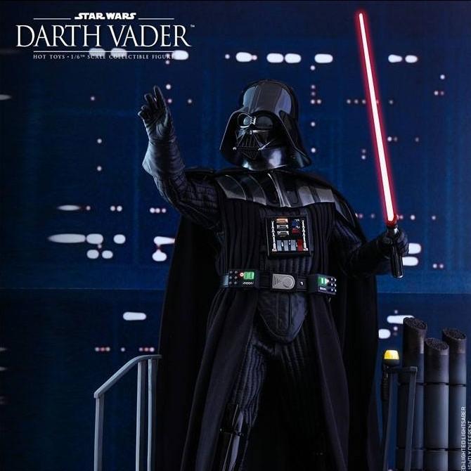 Darth Vader - Star Wars Episode V - 1/6 Scale Figur