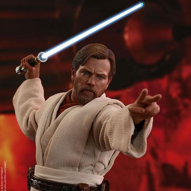 Obi-Wan Kenobi - Star Wars Episode III - 1/6 Scale Figur