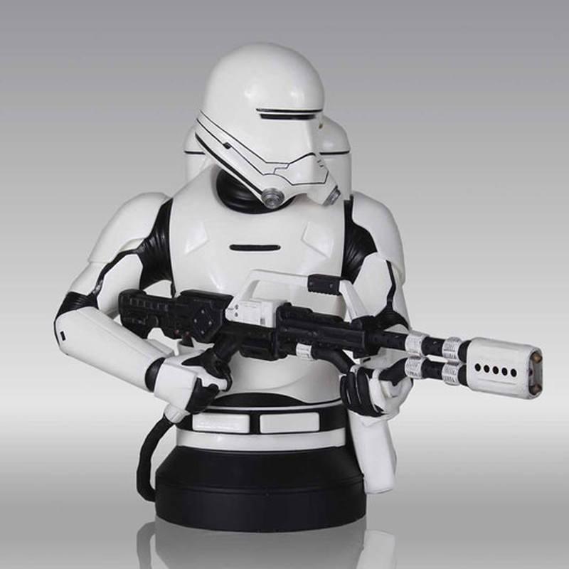 First Order Flametrooper - Star Wars - Deluxe Büste 1/6