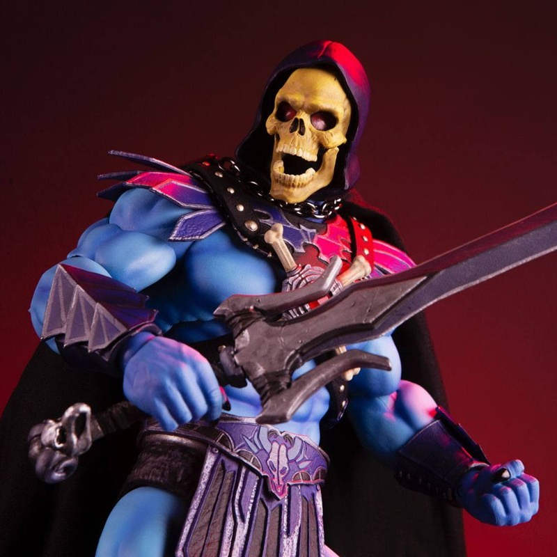 Skeletor - Masters of the Universe - 1/6 Scale Actionfigur