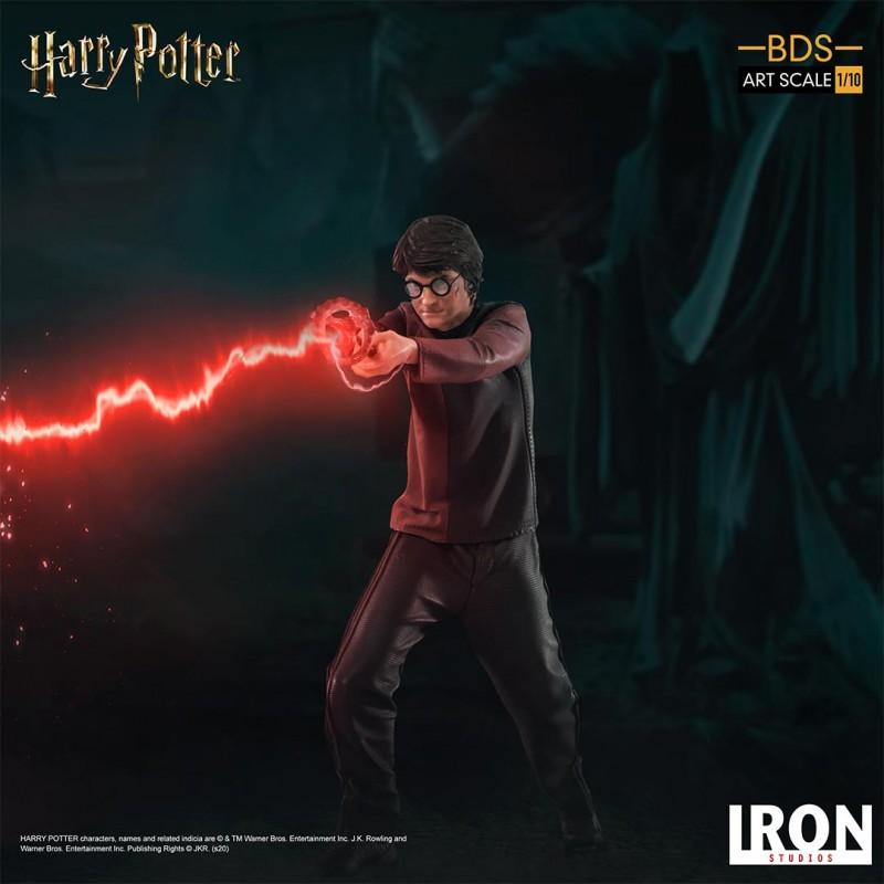 Harry Potter - Harry Potter - 1/10 BDS Art Scale Statue