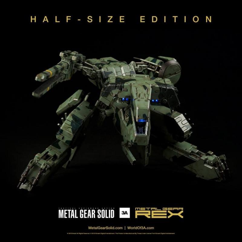 Gear Rex Half-Size Edition - Metal Gear Solid - Actionfigur 30 cm