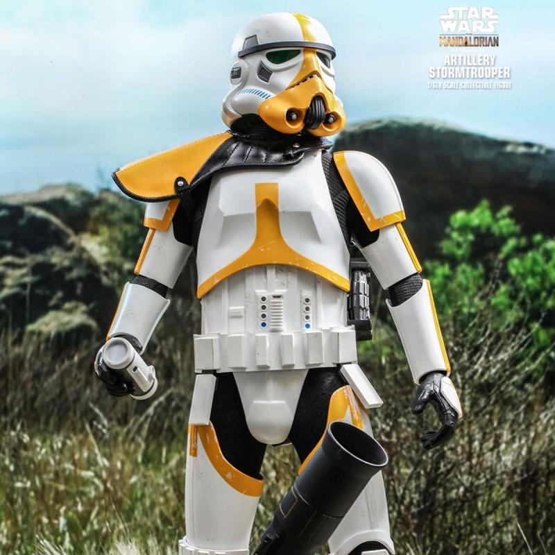 Artillery Stormtrooper - Star Wars The Mandalorian - 1/6 Scale Figur