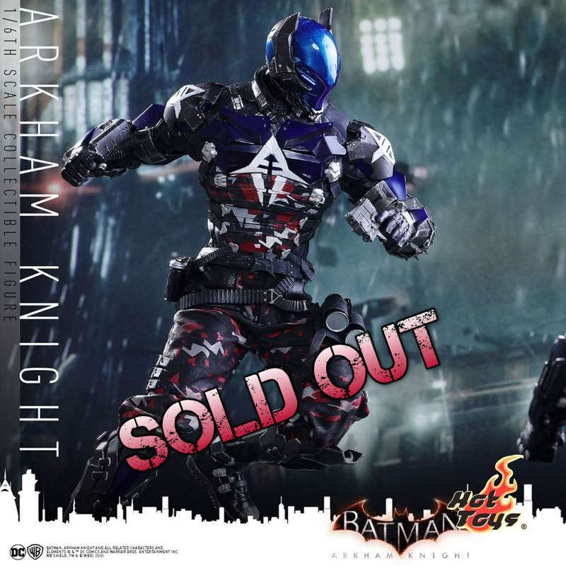 Arkham Knight - Batman Arkham Knight - 1/6 Scale Figur