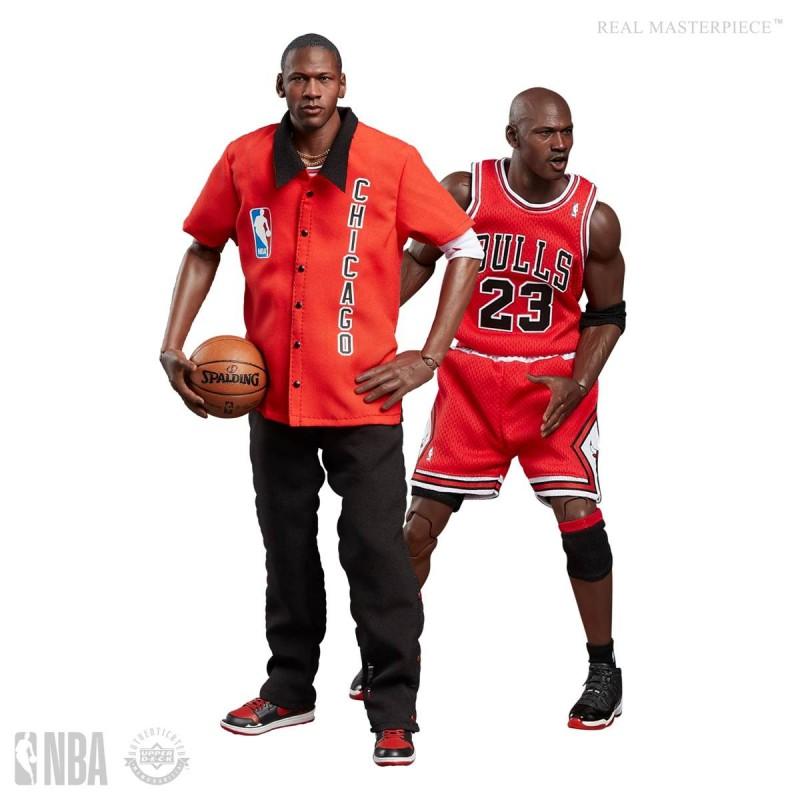 Michael Jordan Away Ultimate Edition - NBA - 1/6 Scale Action Figuren Set