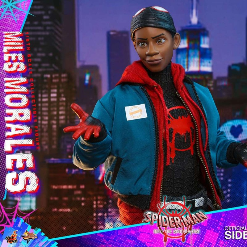Miles Morales - Spider-Man: A New Universe - 1/6 Scale Figur