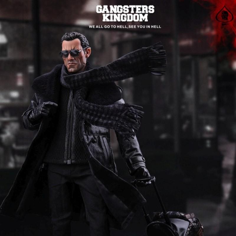 Spade 7 - Gangster's Kingdom - 1/6 Scale Actionfigur