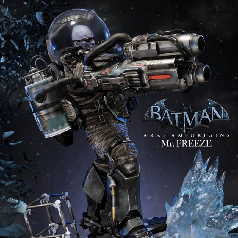 Mr. Freeze - Batman Arkham Origins - 1/3 Scale Statue