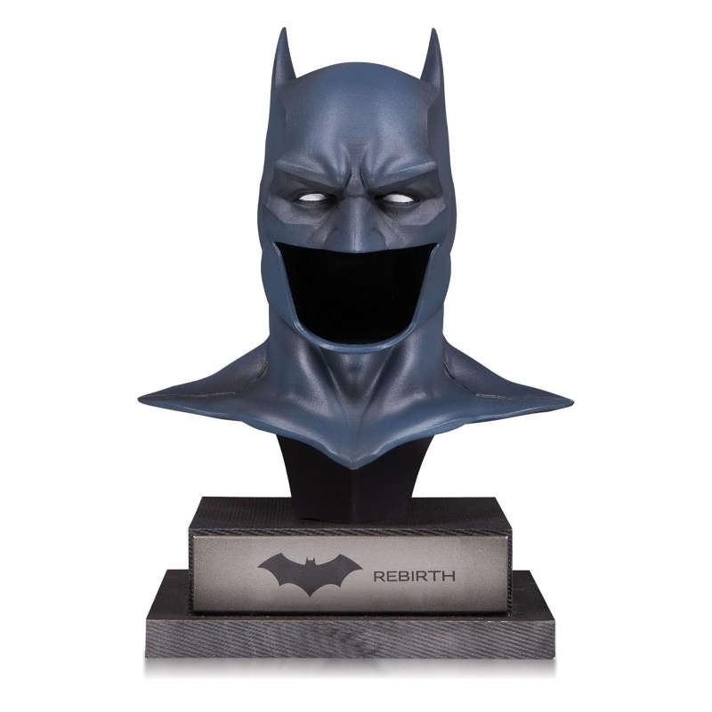 Batman Cowl - Rebirth - 1/2 Scale Büste