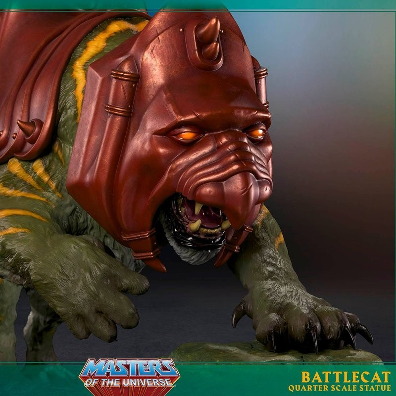 Battle-Cat - Master of the Universe - 1/4 Scale Statue