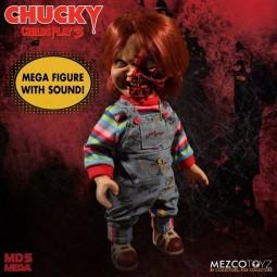 Pizza Face Chucky - Chucky Die Mörderpuppe 3 - Puppe 38cm