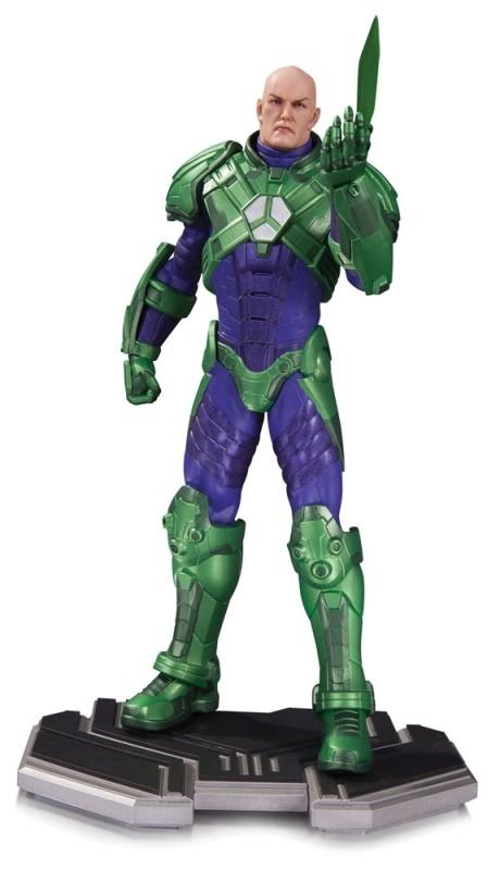 Lex Luthor - DC Comics - Resin Statue
