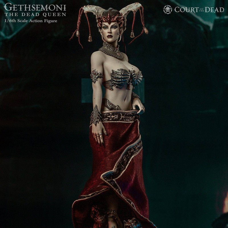 Gethsemoni The Dead Queen - Court of the Dead - 1/6 Scale Actionfigur