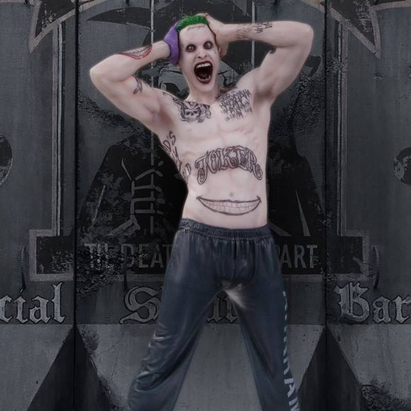 The Joker - Suicide Squad - Resin Statue