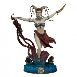 Gethsemoni - Queens Conjuring - Court of the Dead - PVC Statue