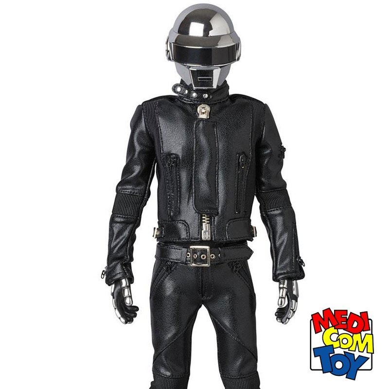Thomas Bangalter Ver. 2.0 - Daft Punk - 1/6 Scale RAH Figur