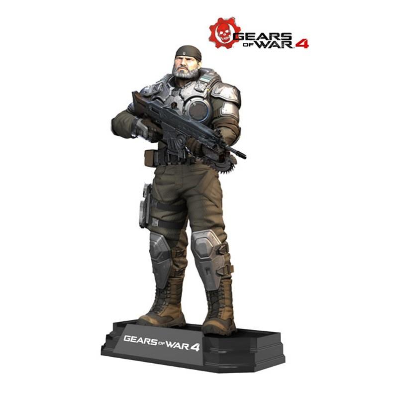 Marcus Fenix - Gears of War 4 - Color Tops Actionfigur