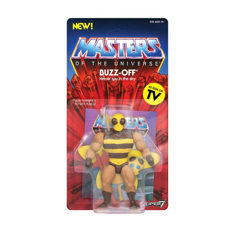 Buzz Off - Masters of the Universe - Vintage Collection Actionfigur 14cm
