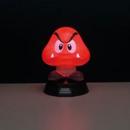 Gumba - Super Mario 3D - Lampe