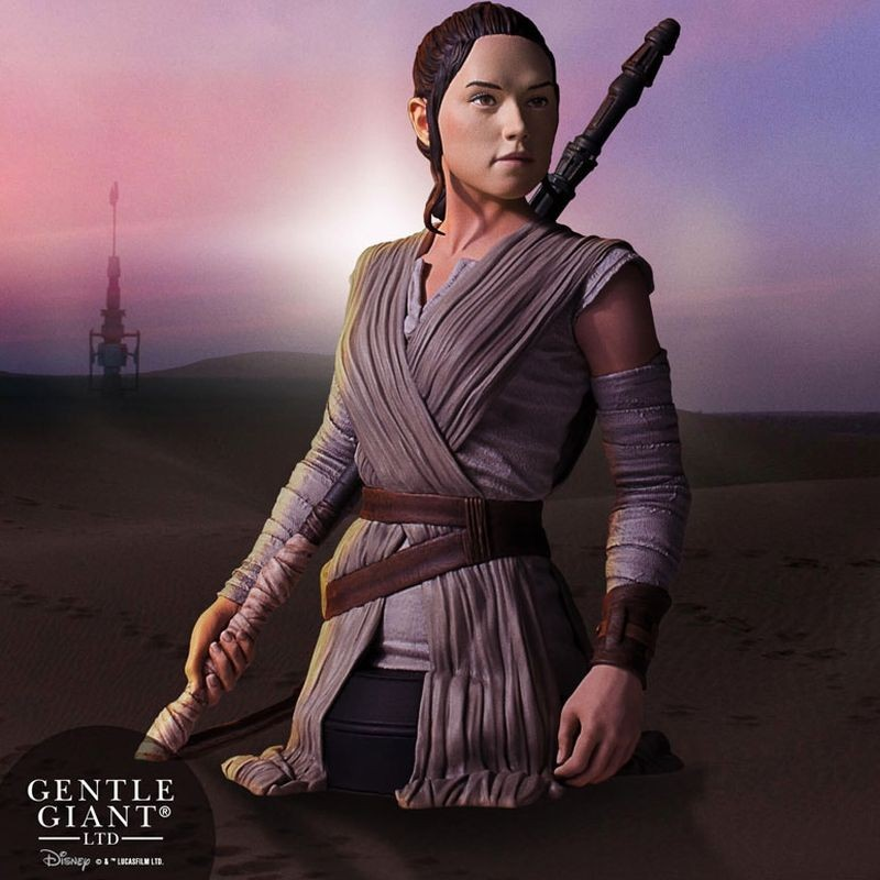 Rey - Star Wars - Deluxe Büste 1/6
