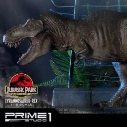 Tyrannosaurus-Rex - Jurassic Park - 1/15 Scale Polystone Statue
