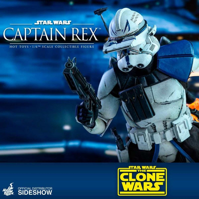 Captain Rex - Star Wars The Clone Wars - 1/6 Scale Figur