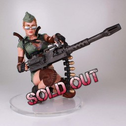 Lucky - Honey Trap - 1/4 Scale Statue