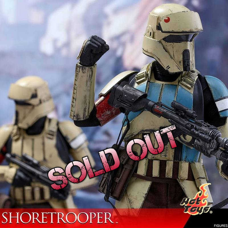 Shoretrooper - Star Wars - 1/6 Scale Figur