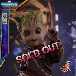 Groot - Guardians of the Galaxy Vol. 2 - Life-Size Collectible Figur