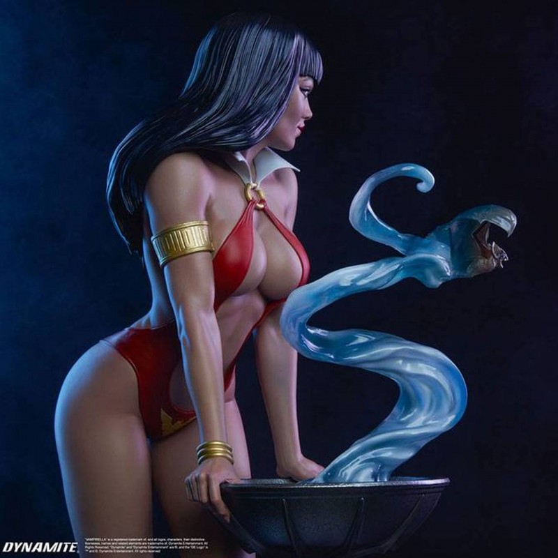 Vampirella - Vampirella - 1/3 Scale Statue