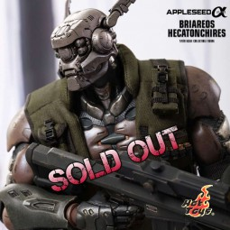 Briareos Hecatonchires - 1/6 Scale Action Figur