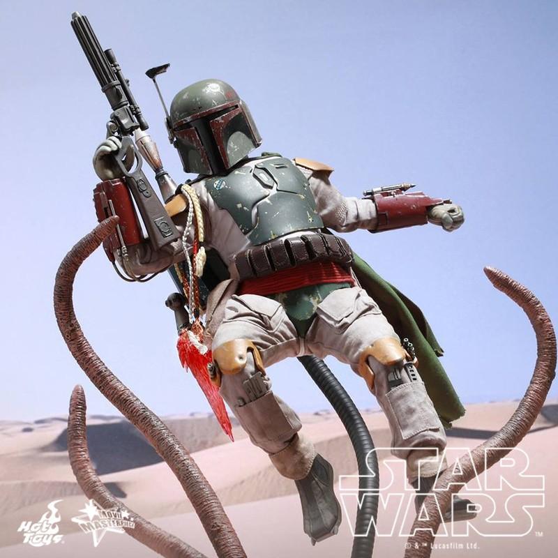 Boba Fett - Star Wars - 1/6 Scale Deluxe Figur